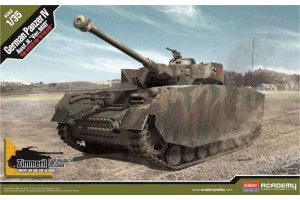 "German Pz.Kpfw.IV Ausf.H ""Ver. MID"" (1:35) - 13516"