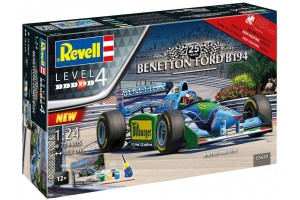 "25th Anniversary ""Benetton Ford"" (1:24) - 05689"