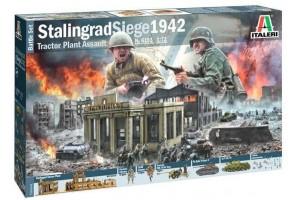 STALINGRAD SIEGE 1942 (1:72) - 6193