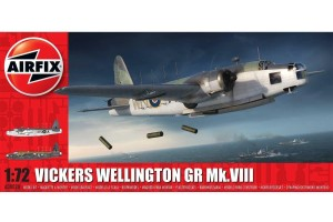 Vickers Wellington Mk.VIII (1:72) - A08020
