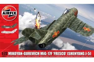 Mikoyan-Gurevich MiG-17F 'Fresco' (1:72) - A03091