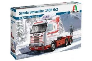 SCANIA Streamline 143H 6x2 (1:24) - 3944