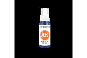 214: Clear Blue (17ml) - acryl