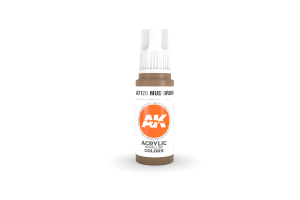 120: Mud Brown (17ml) - acryl