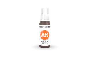 097: Burnt Red (17ml) - acryl