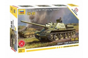 Soviet tank destroyer SU-85 (1:72) - 5062