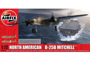 North American B25B Mitchell 'Doolittle Raid' (1:72) - A06020