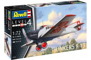 Junkers F.13 (1:72) - 03870