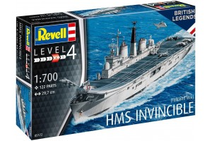 HMS Invincible (Falkland War) (1:700) - 05172
