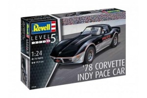 '78 Corvette Indy Pace Car (1:24) - 07646