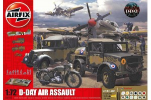 D-Day 75th Anniversary Air Assault (1:72) - A50157A