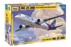 Civil Airliner MC-21-300 (1:144) - 7033