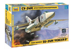 "Front bomber Su-24M ""Fencer D"" (1:72) - 7267"