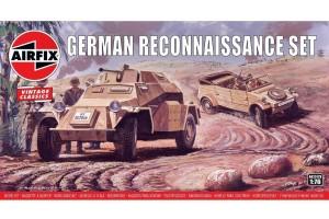German Reconnaisance Set (1:76) - A02312V