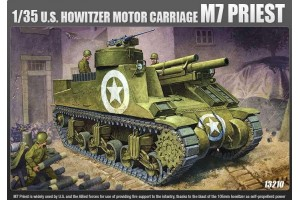 Model Kit military 13210 - M7 PRIEST (1:35)