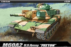 US ARMY M60A2 (1:35) - 13296