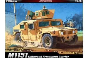 Model Kit military 13415 - M1151 Enhanced Armament Carrier (1:35)