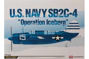 "U.S.Navy SB2C-4 ""Operation Iceberg"" LE: (1:72) - 12545"