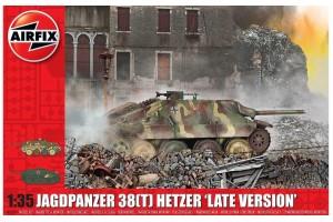 "JagdPanzer 38 tonne Hetzer ""Late Version"" (1:35) - A1353"