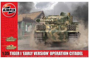"""Tiger-1 """"Early Version - Operation Citadel"""" (1:35) - A1354"""