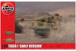 Tiger 1 Early Production Version (1:35) - A1357