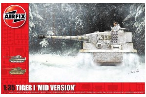 Tiger-1, Mid Version (1:35) - A1359