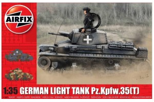 German Light Tank Pz.Kpfw.35(t) (1:35) - A1362