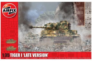 Tiger-1 Late Version (1:35) - A1364