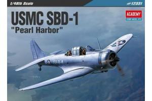 "USMC SBD-1 ""Pearl Harbor"" (1:48) - 12331"
