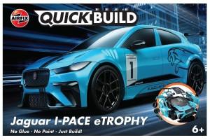 Quick Build auto J6033 - Jaguar I-PACE eTROPHY