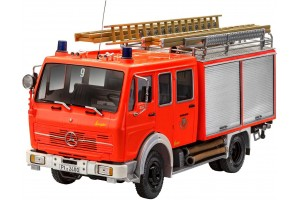 Plastic ModelKit auto 07655 - Mercedes-Benz 1017 LF 16 (1:24)