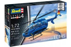 """ModelSet vrtulník 63877 - Eurocopter EC 145 """"Builder's Choice"""" (1:72)"""