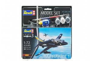 ModelSet letadlo 64970 - BAE Hawk T.1 (1:72)