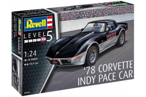 '78 Corvette (C3) Indy Pace Car (1:24) - 67646