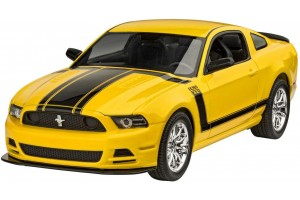 2013 Ford Mustang Boss 302 (1:25) - 07652