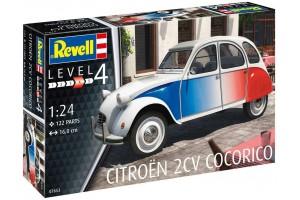 """Citroen 2 CV """"Coccorico"""" (1:24) - 67653"""