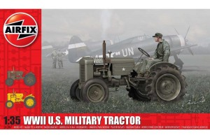 WWII U.S. Military Tractor  (1:35) - A1367