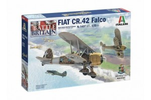 FIAT CR.42 Falco (1:72) - 1437