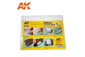 Airbrush Masking Film 2ks - AK9045