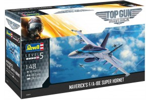 "F/A-18E Super Hornet ""Top Gun"" (1:48) - 03864"