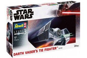 Darth Vader's TIE Fighter (1:57) - 06780
