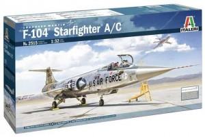 F-104 A/C Starfighter (1:32) - 2515