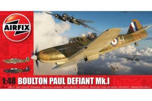 Classic Kit letadlo A05128A - Boulton Paul Defiant Mk.1 (1:48)