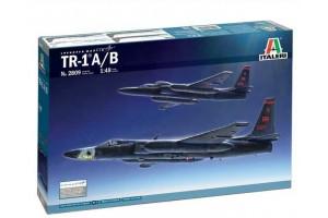 Model Kit letadlo 2809 - Lockheed TR-1A/B (1:48)