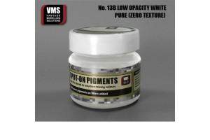 Low Opacity White - Zero Texture - SO.No13bZT