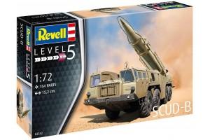 Plastic ModelKit military 03332 - SCUD-B (1:72)