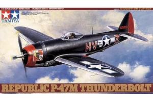 Republic P-47M Thunderbolt (1:48) - 61096
