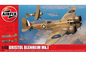 Classic Kit letadlo A09190 - Bristol Blenheim Mk.1 (1:48)