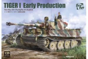 TIGER I Early Production Sd.Kfz.181 (1:35) - 010