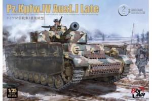 Panzer IV Ausf.J late (1:35) - 008